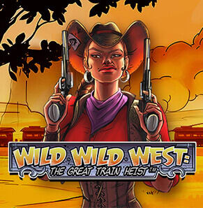 Thumbnail for Wild Wild West The Great Train Heist