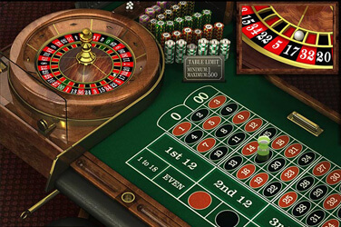 €10-€1000 American Roulette