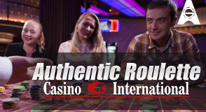 Authentic Casino International Roulette